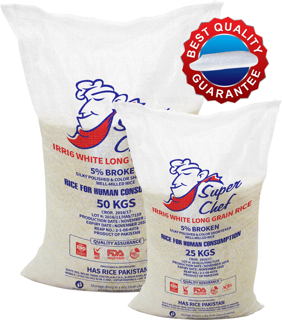Pakistan White Rice Exporters
